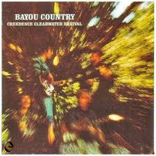 Cover CREEDENCE CLEARWATER REVIVAL, bayou county