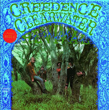 Cover CREEDENCE CLEARWATER REVIVAL, s/t