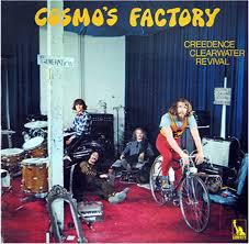 Cover CREEDENCE CLEARWATER REVIVAL, cosmo´s factory