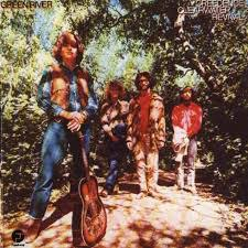 Cover CREEDENCE CLEARWATER REVIVAL, green river