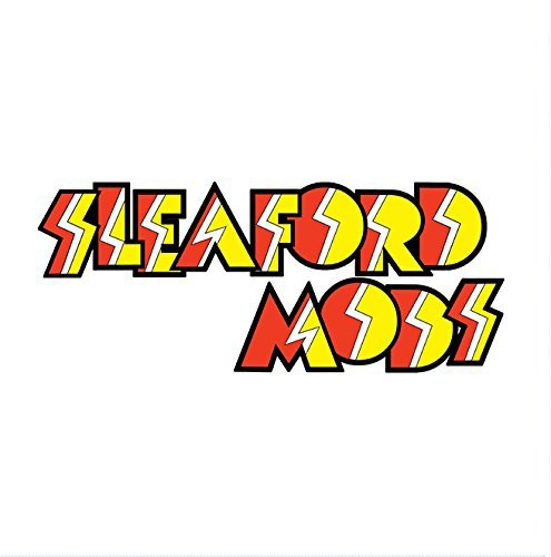 Cover SLEAFORD MODS, tiswas ep