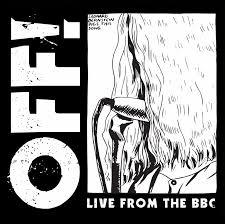 OFF!, live from the bbc RSD 2015 cover