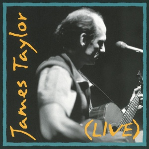 Cover JAMES TAYLOR, live