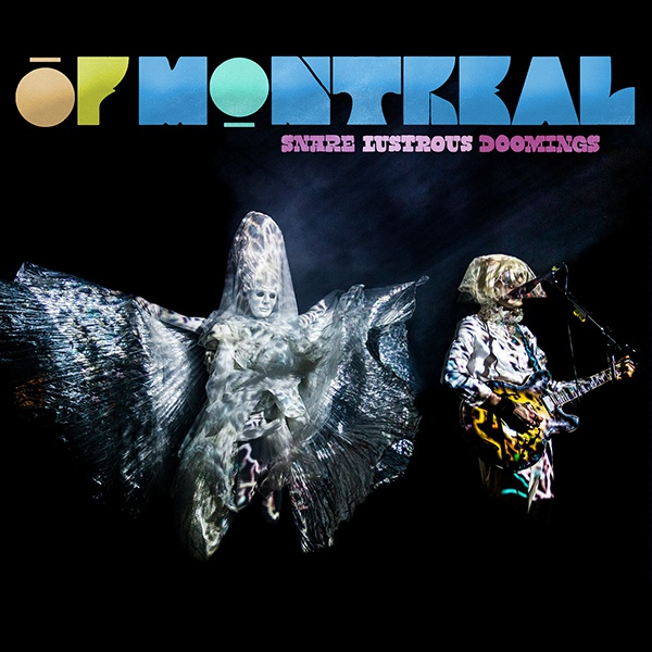 OF MONTREAL, snare lustrous doomings cover
