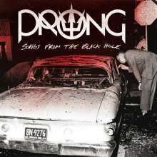 PRONG, songs from the black hole cover
