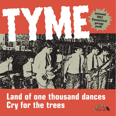 Cover TYME, land of 1000 dances