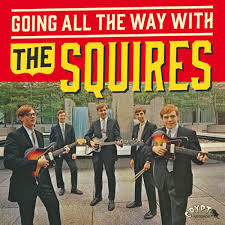 Cover SQUIRES, going all the way with the squires