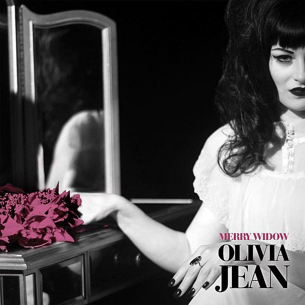 Cover OLIVIA JEAN, merry widow
