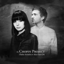 Cover OLAFUR ARNALDS / ALICE SARA OTT, the chopin project