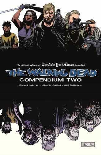 Cover ROBERT KIRKMAN, the walking dead kompendium 02