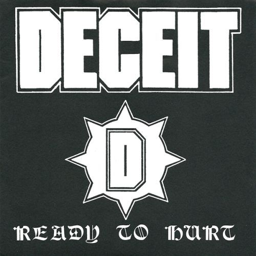 Cover DECEIT, ready to hurt