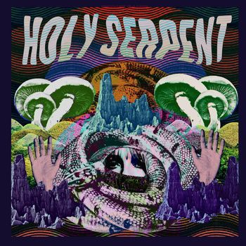Cover HOLY SERPENT, s/t