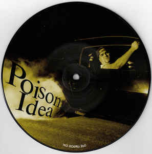 POISON IDEA, just to get away (RSD 2015) cover