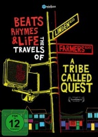 BEATS, RHYMES & LIFE, the travels of a tribe called quest cover