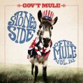 GOV´T MULE, stoned side of the mule cover