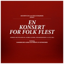 Cover MOTORPSYCHO, en konsert for folk flest