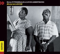 Cover ELLA FITZGERALD & LOUIS ARMSTRONG, porgy and bess