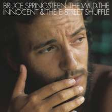 BRUCE SPRINGSTEEN, the wild, the innocent and the e street shuffle cover