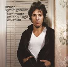 BRUCE SPRINGSTEEN, darkness on the edge of town cover