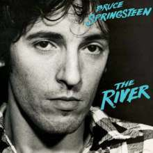 BRUCE SPRINGSTEEN, the river cover