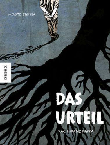 MORITZ STETTER/FRANZ KAFKA, das urteil cover