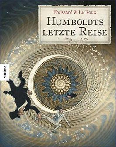 ÉTIENNE LE ROUX, humboldts letzte reise cover