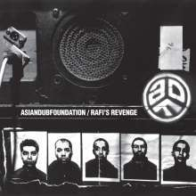 ASIAN DUB FOUNDATION, rafi´s revenge (20th anniversary edition) cover