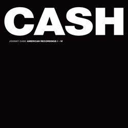 Cover JOHNNY CASH, american recordings vinyl box set