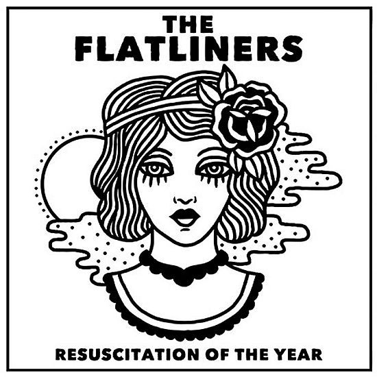 FLATLINERS, resuscitation of the year cover