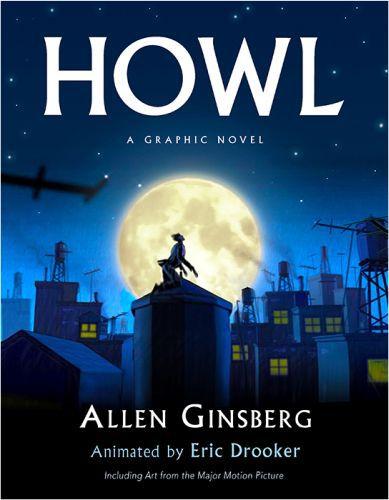 ALLEN GINSBERG/ERIC DROOKER, howl cover