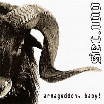 SEC. 100, armageddon, baby! cover