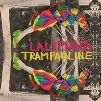 Cover LALI PUNA & TRAMPAULINE, machines are human