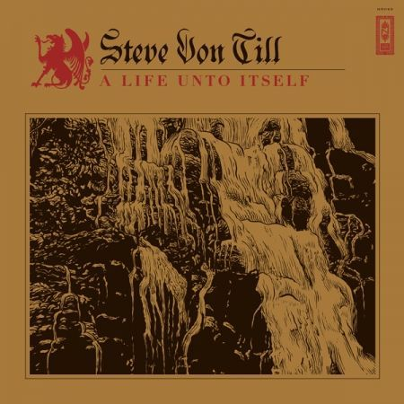 Cover STEVE VON TILL, a life unto itself