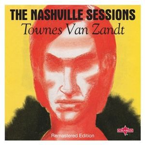 Cover TOWNES VAN ZANDT, nashville sessions