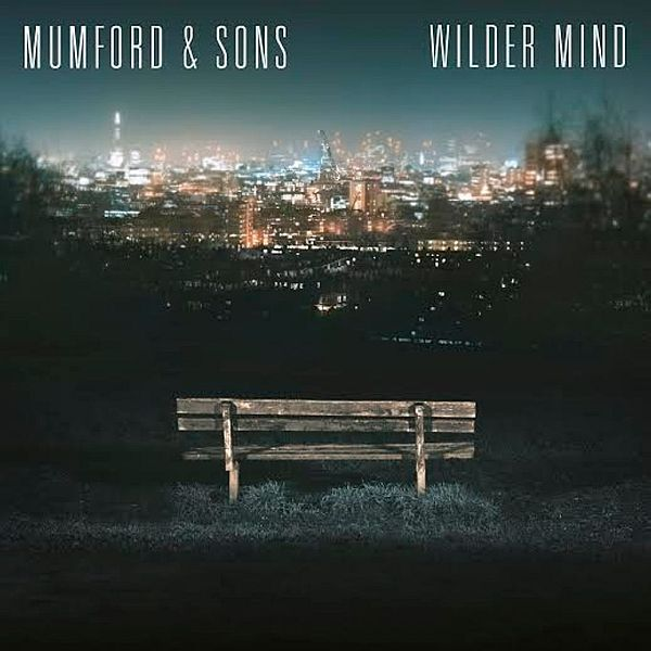 Cover MUMFORD & SONS, wilder mind