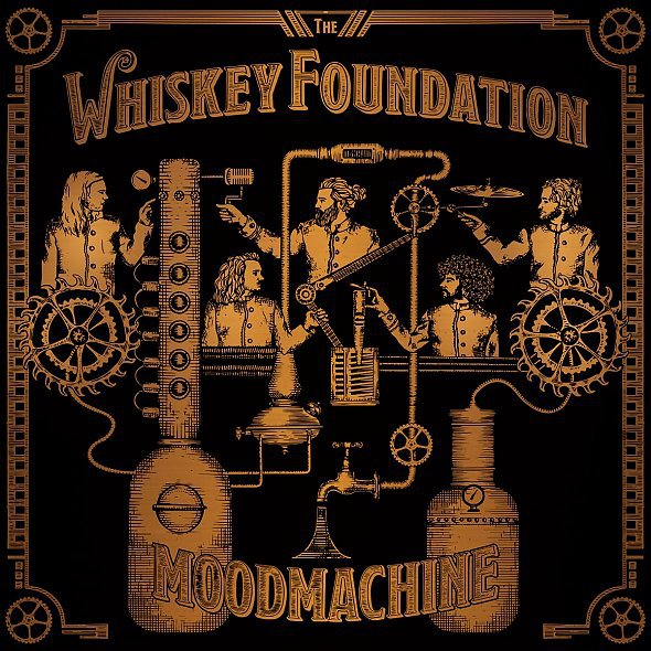 Cover WHISKEY FOUNDATION, mood machine