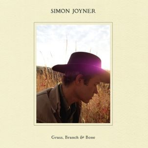 SIMON JOYNER, grass, branch & bone cover