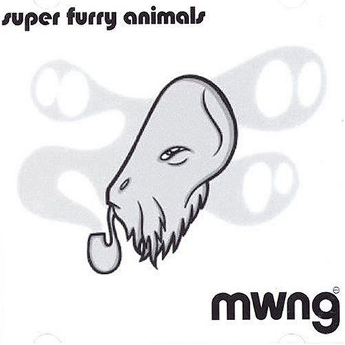 SUPER FURRY ANIMALS, mwng cover