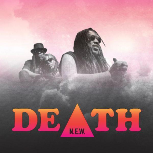 DEATH, n.e.w. cover