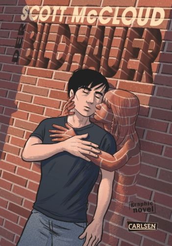 SCOTT MCCLOUD, der bildhauer cover