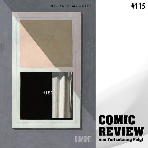RICHARD MCGUIRE, hier cover