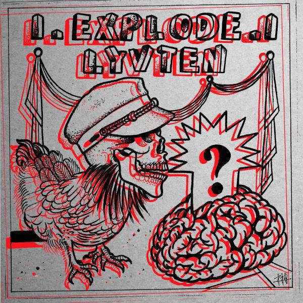 LYVTEN / I.EXPLODE.I cover