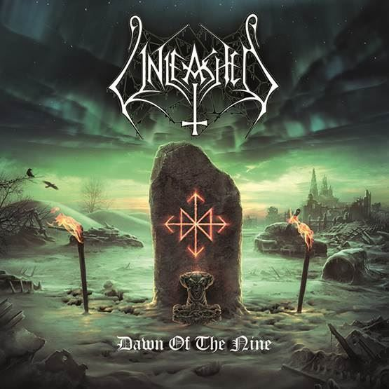Cover UNLEASHED, dawn of the nine