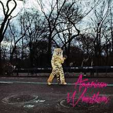 Cover AMERICAN WRESTLERS, s/t