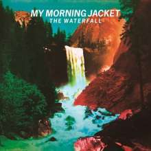 MY MORNING JACKET, the waterfall cover