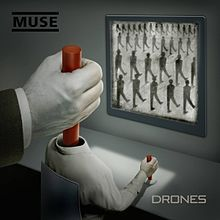 Cover MUSE, drones