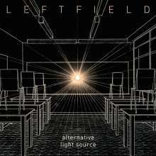 Cover LEFTFIELD, alternative light source
