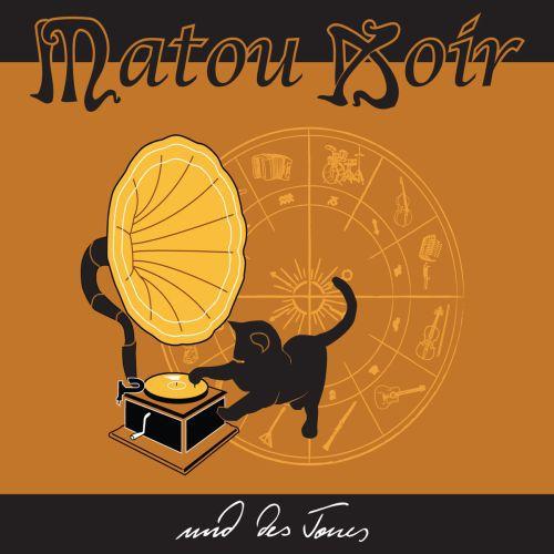 MATOU NOIR, und des tones cover