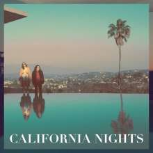 Cover BEST COAST, california nights