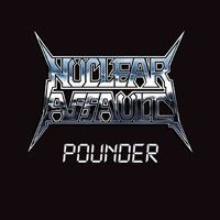 Cover NUCLEAR ASSAULT, pounder
